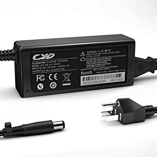 CYD 65W PowerFast Replacement for Laptop-Charger HP 2000-2B19WM 2000-2D19WM 608425-002 Pavilion G4 G6 G7 DV4 DM4 DV5 DV6 DV7 G60 EliteBook 2540p 2560p 2570p 2730p 2740p 2760p 6930p Notebook AC-Adapter