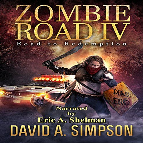 Couverture de Zombie Road IV: Road to Redemption