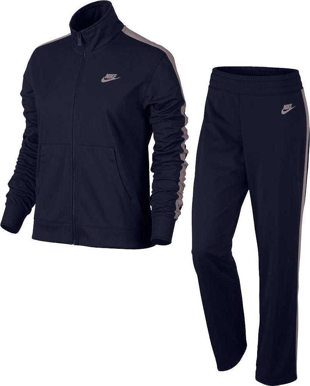 Nike W NSW Track Suit Pk Oh Damen Trainingsanzug
