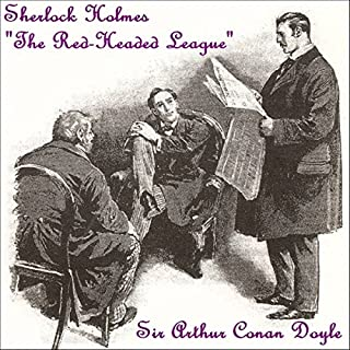 Sherlock Holmes: The Red-Headed League cover art