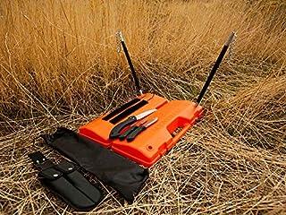 GUTDADDY Orange Field Dressing Kit w/Knife Set