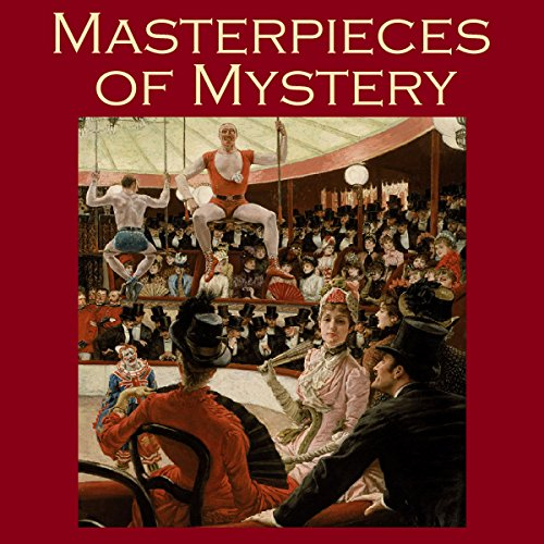 Masterpieces of Mystery audiobook cover art