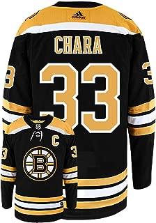 adidas Zdeno Chara Boston Bruins Authentic Home NHL Hockey Jersey