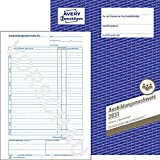 Avery 2831 Weekly Appointment Book 28pagine Bianco Agenda e Ricambio