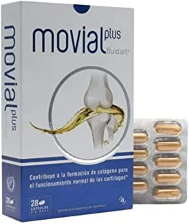 ACTAFARMA MOVIAL PLUS FLUIDART 28 CAPSULES synovial fluid synoviocytes Treatment Skincare Products
