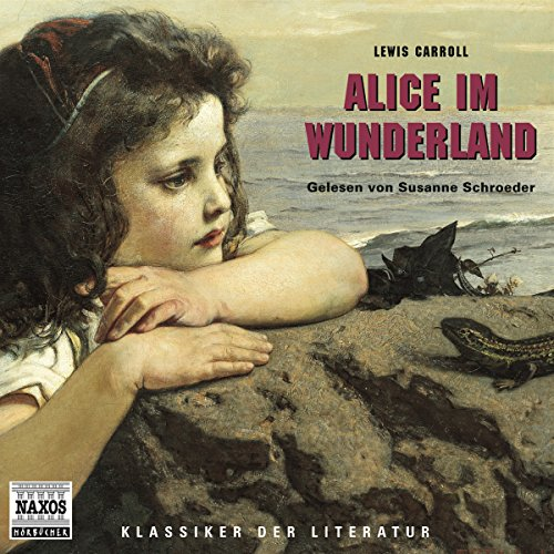 Alice im Wunderland audiobook cover art