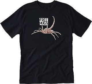 alien facehugger shirt