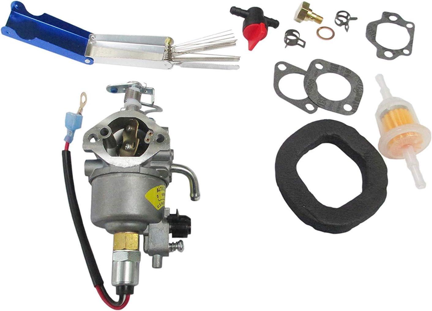 Carburetor Sale item Kit Fits Choice Onan Generator Gaskets w A042P619 KY Series