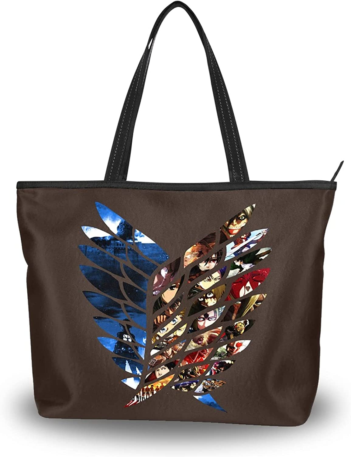 Womens Tote Bag Shoulder Attack Titan Top Satchel Free Shipping New Super sale period limited On Handle