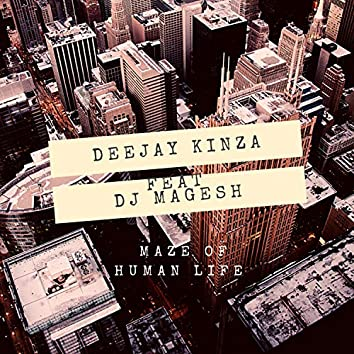 Maze Of Human Life