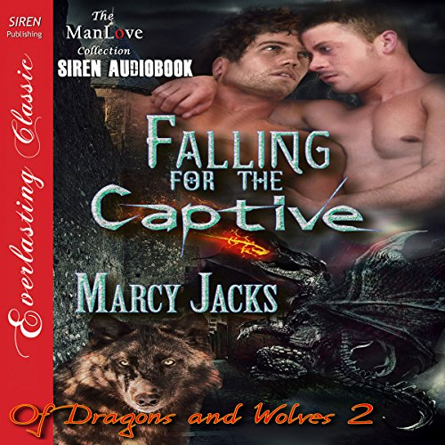 Falling for the Captive Audiobook By Marcy Jacks cover art