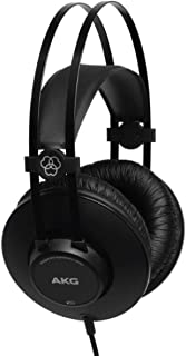 AKG K52 Closed Back - Auriculares, 18 - 20000 Hz, 200 mW, 110 dB, 32 Ω