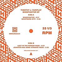MINDFIGHTER [12INCH EP] [12 inch Analog]