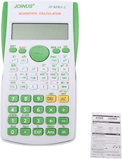 Student Calculator 240 Functions 2 Line Display Calculator 12 Digital Calculator Electronic Calculator Scientific Calculator