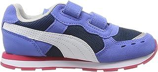 Puma Men's Vista V Ps Ultramarine White-Heathe Sneakers