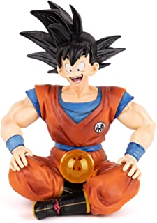 DBZ Actions Figures GK Goku Figure Statue Figurine Model Doll Collection Birthday Gifts PVC 4.7 Inch (Goku Red)