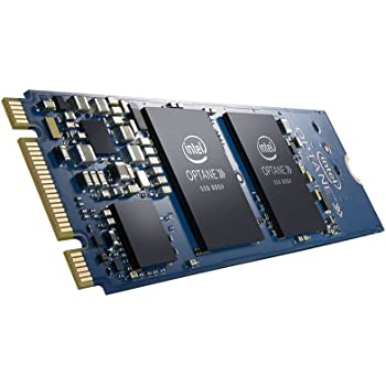 Intel Optane SSD 800P Series (118GB, M.2 80mm PCIe 3.0, 3D XPoint)