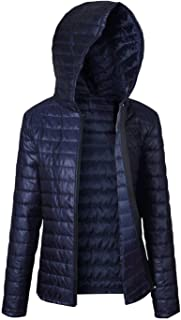 Be fearless Jacket Women Autumn Winter Zipper 2018 Black Hooded Warm Coats Long Sleeve Solid Parkas Coat L0630