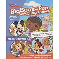 Disney Junior Big Book of Fun (Disney Big Bk Fun #2)