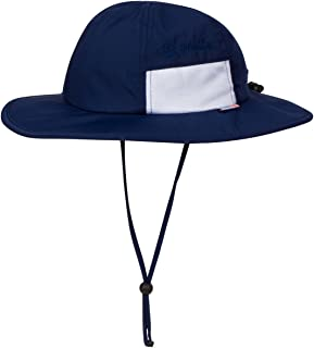 SwimZip Unisex Child Wide Brim Sun Protection Hat UPF 50 Adjustable
