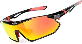 Aooaz Riding Glasses Polarized Full Coating Night Vision Fishing Tactics Mountaineering Running Glasses