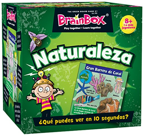 Brain Box - Juego de memoria, Multicolor (BrainBox 31693404)
