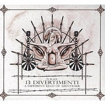 13 Divertimenti: A Different Kind of Abenteuer