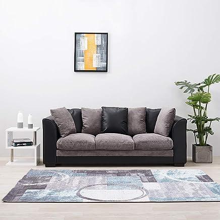 Amazon.fr : canapé 3 places et 1 fauteuil - Canapés et divans ...