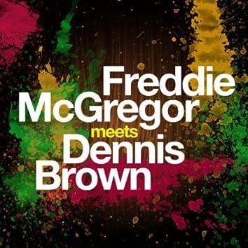 Freddie MacGregor Meets Dennis Brown