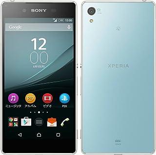 SONY(ソニー) セール対象品 Xperia Z4 SOV31 32GB アクアグリーン SOV31 au
