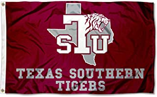 Texas Southern Tigers TSU University Large College Flag