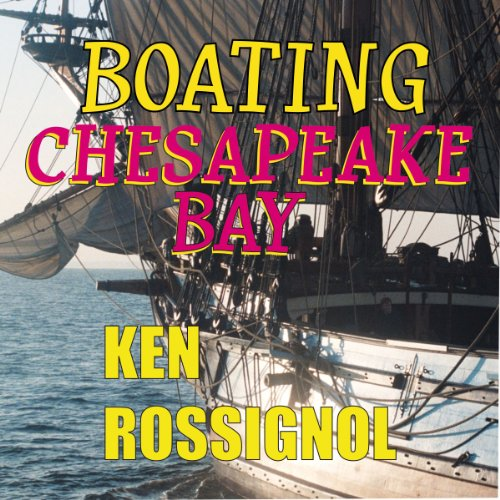 Boating Chesapeake Bay audiobook cover art