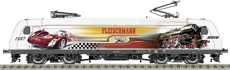 Fleischmann 481205 Pressnitztalbahn BR145 FLEISCHMANN Electric Locomotive VI