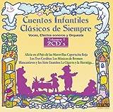 Cuentos Infantiles Clasicos de Siempre Vol. 1 (2 CDs)