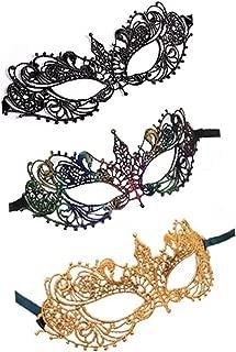 Lace Masks Halloween Mardi Gras Party Mask
