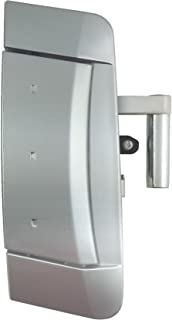 IAMAUTO 36912 Front Right Outside Exterior Outer Silver Door Handle for 2003 2004 2005 2006 2007 2008 2009 Nissan 350Z
