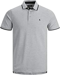 Jack & Jones Men's Paulos S/S Polo Shirt
