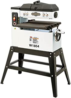 Shop Fox W1854 Open-End Drum Sander, 18