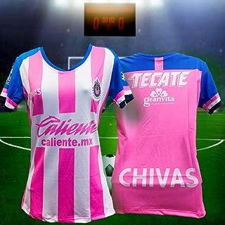 chivas pink jersey