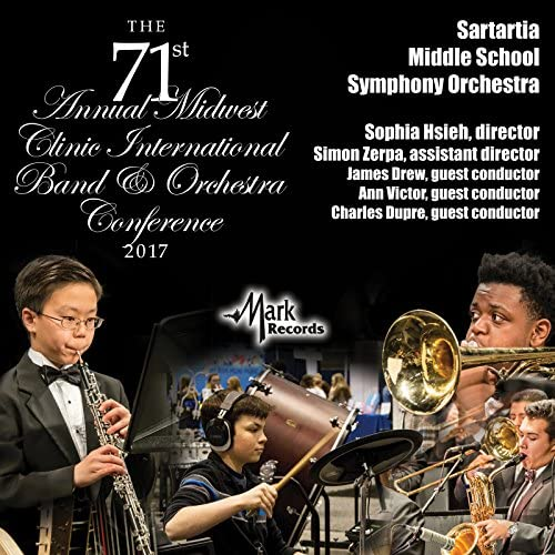 Sartartia Middle School Orchestra