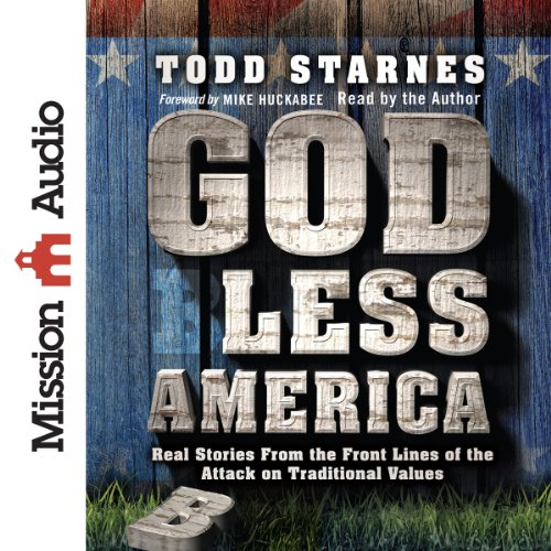 God Less America audiobook cover art