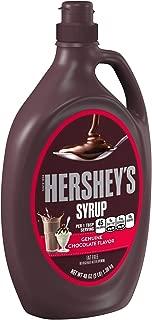 HERSHEY'S Chocolate Syrup, 48oz
