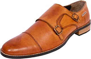 Maplewood Formal Shoes for Men (Tan)