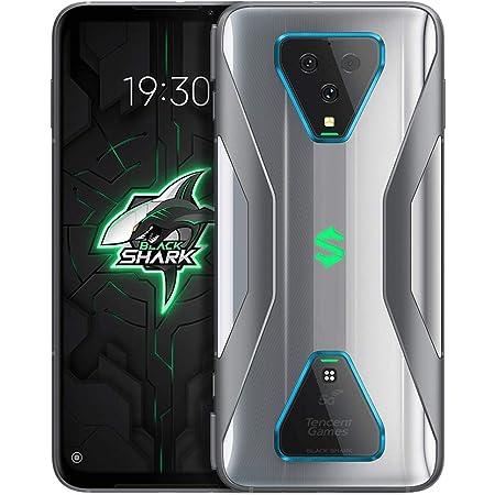 Black Shark 3 8GB RAM+128 GB ROM Snapdragon 865プロセッサ 4720mAh バッテリー Xiaomi ブラックシャーク3 正規代理日本版