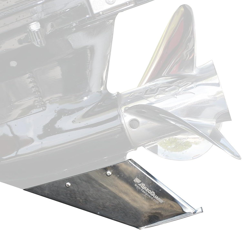 SkegGuard Skeg Predector for Select force, Honda, Mercury Mariner, fits Nissan and Tohatsu Models