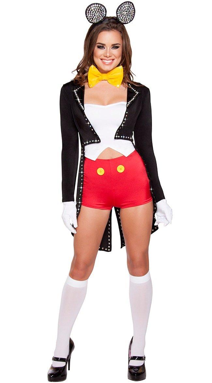 CH & CH Sexy Mickey cartoons Halloween – Disfraz Cosplay Cosplay ...