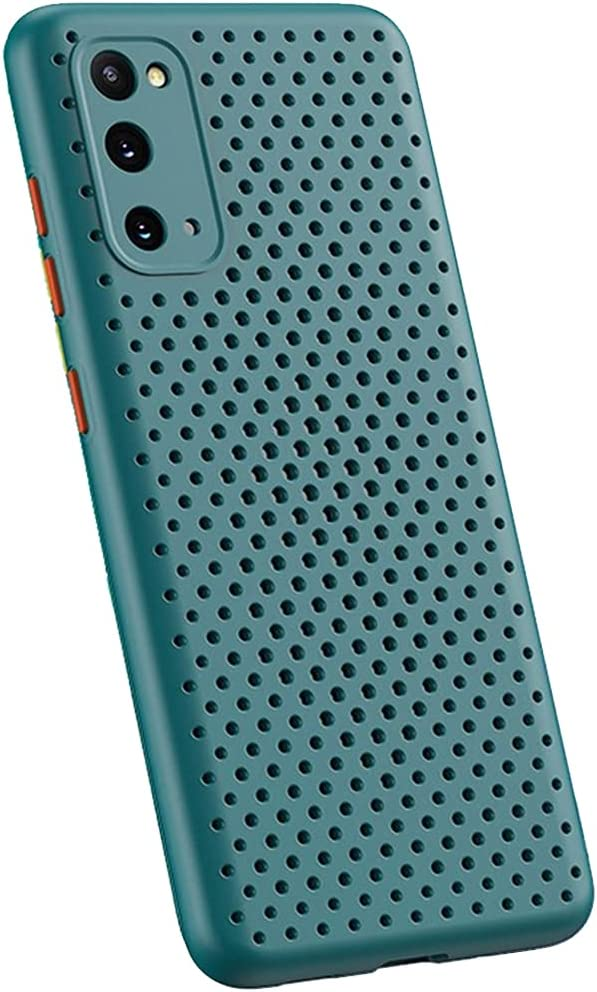 2021 Heat Award Dissipation Case Compatible with Galaxy Samsung A51 Coolin
