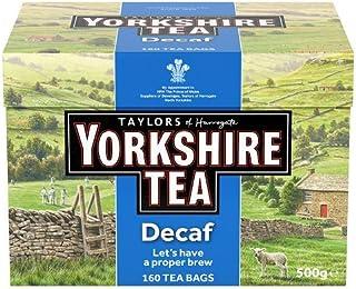 Taylor's of Harrogate Yorkshire, Decaf 160 bags - 1 unit