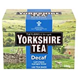 Taylors of Harrogate, Yorkshire Black Tea Decaf, 160 bolsas - 1 unidad