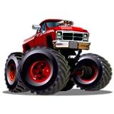 Cool monster truck drag racing games free: Hot rod speedway racing